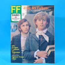 DDR FF-Dabei 46-1985 / 11.-17.11. Spencer Tracy Naumburg Sidney James Wolfram