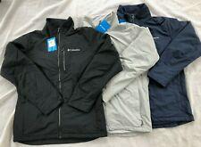 NWT Columbia Sportswear Men's Utilizer Jacket Style #1771571 Water Resistant