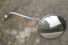 Classic motorcycle chrome mirror 8 mm fits right side