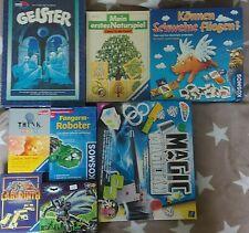 Gesellschaftsspiele Paket Brettspiel Puzzle Ravensburger Zauberkasten Kosmos