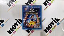 BIANCANEVE E I SETTE NANI EDIZIONE SPECIALE BLU RAY + DVD RARA NUOVO