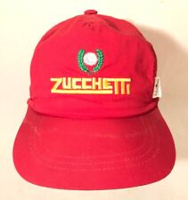 Vintage Conte of Florence Zucchetti Hat Cap Made in Italy Size 58 Adjustable