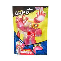Heroes Of Goo Jit Zu Marvel Iron Man Stretch Figure NEW IN STOCK