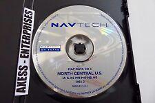 BMW Mini Range Rover Navigation CD # 311 Edition 2003-2 Map 3 North Central U.S.