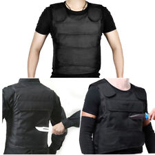 More details for men's stab proof vest body armour anti stab vest anti-knifed security defense uk