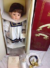 Fayzah Spanos 1991 JOLIE Ltd Ed Precious Heirloom Sailor Girl Doll COMPLETE