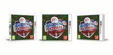 Sports Nintendo 3DS American Football Video Games