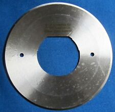Eastman 5-1/4 - 1 Pc. Round Cloth Cutter Blade