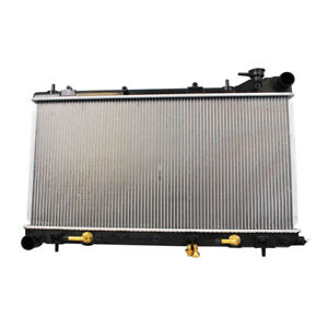 RADIATOR TO FIT SUBARU FORESTER 2002 TO 2008 TURBO WITH FILLER NECK AUTOMATIC