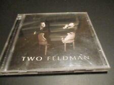 "COFFRET 2 CD ""TWO"" Francois FELDMAN / best of 31 titres"
