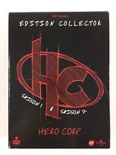 Coffret 9 DVD Hero Corp L'INTEGRALE De La Saison 1 et 2