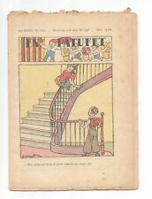 EN PATUFET  nº 1674 mayo 1936. Revista infantil catalanista. Barcelona