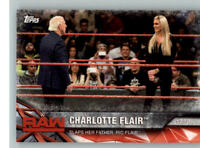 2017 WWE Women's Division Moments #17 Charlotte Ric Flair