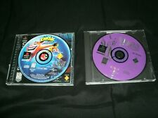 Crash Bandicoot 3: Warped And Spyro The Dragon Demo Disc Sony Playstation