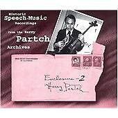 Enclosure Two - Harry Partch (1999) four cd set