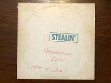 1969 Bob Dylan Stealin' Rare Bootleg LP record