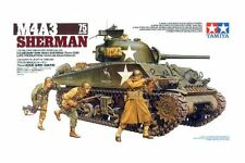 TAMIYA 35250 1/35 M4A3 Sherman 75mm Gun