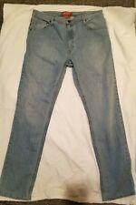 Men's Arizona jeans flex relaxed straight size 36x34