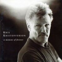 KRIS KRISTOFFERSON a moment of forever (CD, album, 1995) very good condition,