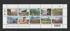 Stamps collection  MINT  Thailand set complete sheet scenery   #463
