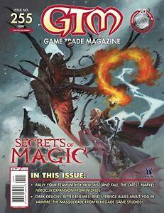 Game Trade Magazine #255 Secrets Of Magic   Vampire The Masquerade (GTM, 2021)