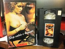 SLIP CALDO E BAGNATO ( DUDY STEEL - A. SACCO )# RARA VHS - VIDEO PIU' #