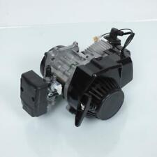 Bloc moteur complet neuf 49cc moto enfant Pocket bike 50 Neuf pignon 7 dents