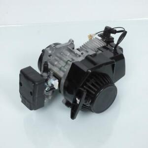 Block Engine Full New 49cc Motorbike Child Pocket Bike 50 New Pinion 7