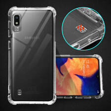 Shockproof Case For Samsung Galaxy A30 Huawei  Mate 20 Pro Clear Silicone Cover