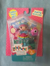Lalaloopsy Minis #5 Furry Grrs-A-Lot Doll Series 14 Moc 2014