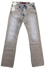 Replay Men's Waitom M983  Jeans 29 x 32 Regular Slim Fit New Bleached Distressed