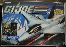 GI Joe Skystriker XP-21F Combat Jet With Capt Ace 30th Anniversary Hasbro Sealed