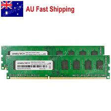 AU 16GB 2x8GB PC3-12800 DDR3 1600 240 PIN AMD Socket Desktop Memory High Density
