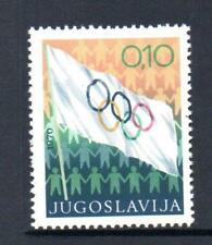 YUGOSLAVIA MNH 1970 SG1433 OBLIGATORY TAX. OLYMPIC GAMES FUND