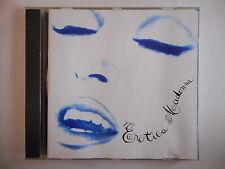 MADONNA : EROTICA / FEVER - [ CD ALBUM ]