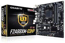 Gigabyte F2A88XM-D3HP SCHEDA MADRE AMD FM2+ MICRO ATX USB 3.0, SATA 3
