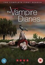 The Vampire Diaries Season / Series 1 - NEW Region 2 DVD