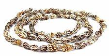 Netzreusenschnecke ~7-10 MM Carcasa Perlas XL Cordón Natural