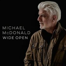 MICHAEL MCDONALD - WIDE OPEN   CD NEUF