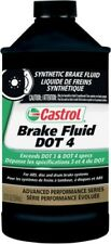 Castrol Brake Fluid Dot 4 Motorcycle Oils/Chemicals 12502 12509 43-0189 83-0341