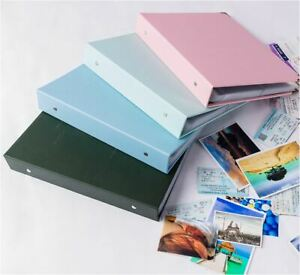 320Pockets = 640Photo Binder Photo Album FujiFilm Instax Mini Polaroid Fuji Film
