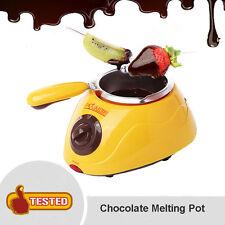 Chocolatiere Electric Chocolate Fondue Maker Melting Pot - Imported