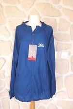 Veste coupe-vent bleue ultra-light 70G taille XL marque Cimalp