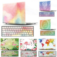 """Multicolored Pattern Hard Protective Skin Case for MacBook air pro 13"""" Touch"""