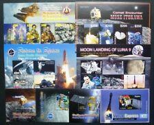 Guyana 2006 Raumfahrt Space Discovery Sonden Espace 7839-7856 Block 802-805 MNH