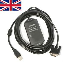 New USB-MPI+ Adapter Programming Cable S7-300/400 RS485 Isolated PLC For SIEMENS