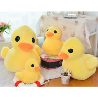 18cm Lovely Yellow Duck Stuffed Animal Plush Soft Toys Cute Doll Pillow Gifts