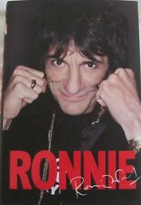 Ronnie by Ronnie Wood (Hardback, 2007) The Rolling Stones