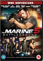 The Marine 5 - Battleground DVD (2017) Mike Mizanin, Nunn (DIR) cert 15