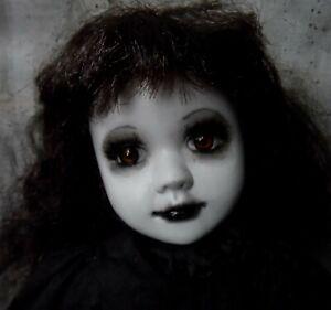 OOAK Gothic Halloween Horror Creepy Doll